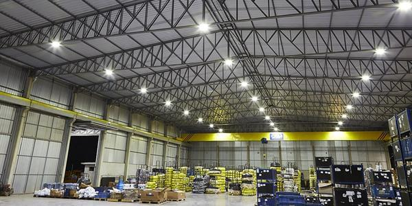 Lighting Factory Installation Services
