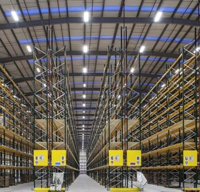 Green Business Light are a warehouse lighting installation company