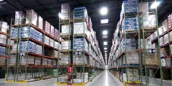 New warehouse lighting can be a showcase project