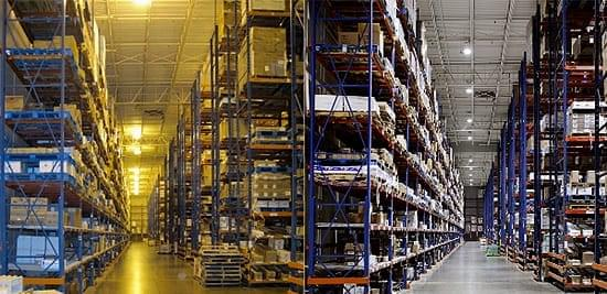"""Inefficient warehouse lighting can lose a business money."""