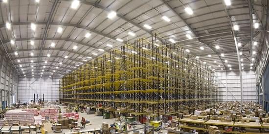 Energy Efficient Warehouse Lighting Installation Services Uk